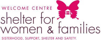 Welcome Centre Shelter For  Women & Families Logo